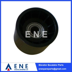 D70*60*6202 Hot Sell KONE O&K Escalator Support Roller Pressure Roller Handrail Roller Escalator Spare Parts