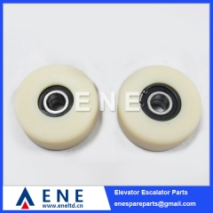 D70*30*6202 Wholesale LG SIGMA Escalator Support Roller Pressure Roller Handrail Roller Escalator Spare Parts