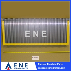 DEE3723891 KONE Escalator Aluminium Step Include Demarcation