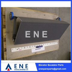 DEE4004421 KONE Escalator Aluminium Step without Demarcation