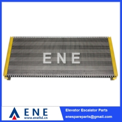 DEE4029336 KONE ECO3000 Escalator Moving Walkway Pallet Aluminium