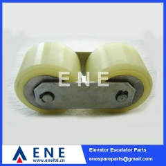 OTIS Escalator Handrail Support Roller Press Roller Chain Spare Parts