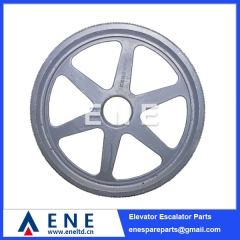 KONE ECO3000 Escalator Friction Wheel Handrail Pulley DEE4001093