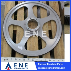 KONE ECO3000 Escalator Friction Wheel Handrail Pulley DEE4001056