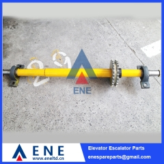 SJEC Escalator Handrail Drive Axle Spindle