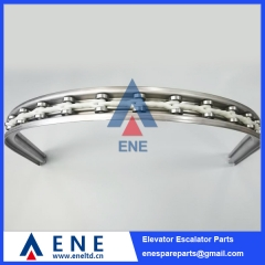 Schindler 9300 Escalator Handrail Curve Roller Group Newel Chain