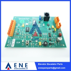 CLW ThyssenKrupp Elevator PCB 6300VG1